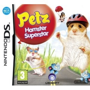 DS PETZ MY HAMSTER SUPERSTAR (海外版)