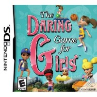 DS THE DARING GAME FOR GIRLS (海外版)
