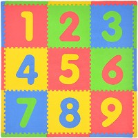 Tadpoles Playmat Set, Numbers by Tadpoles