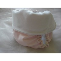 Kawaii Baby Newborn Cloth Diaper 6-22 Lb. With 2 Microfiber Inserts Comfy Baby by Kawaii Baby