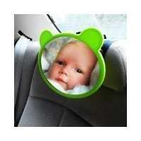Baby Car Mirror-Back Seat Auto Safety Protect Your Child In Carseat-Adjustable Pivotal Backseat...