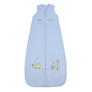 Kids Sleeping Bag approx. 2.5 Tog - Choo Choo, 6-10 years/59inch by Schlummersack