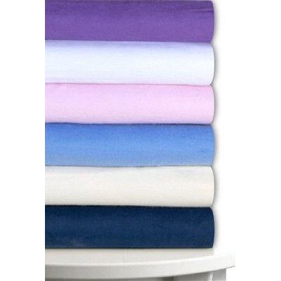 Magnolia Organics Fitted Fleece Crib Sheet - Standard, Natural by Magnolia Organics