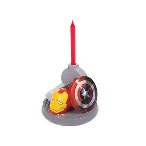 Avengers誕生日Candle各