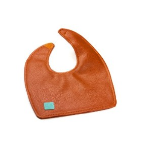 Posh Play Bib - Orange by Posh Play