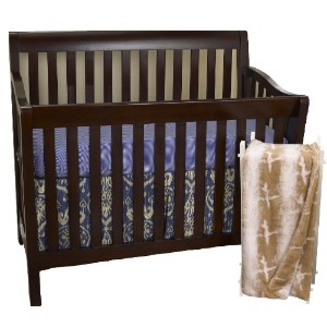 Cotton Tale Designs Sidekick Bedding Set, 3 Piece by Cotton Tale Designs