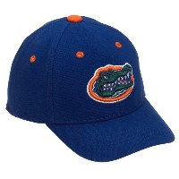 NCAA Florida Gators Infant one-fit帽子、ロイヤルブルー