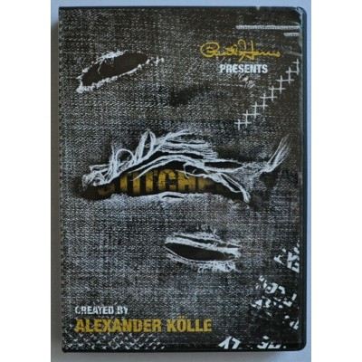 【手品 マジック】Paul Harris Presents Stitched (DVD and Gimmick) by Alex Kolle 【HLS_DU】【コンビニ受取対応商品】