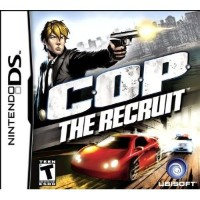【中古】 DS C・O・P THE RECRUIT 北米版