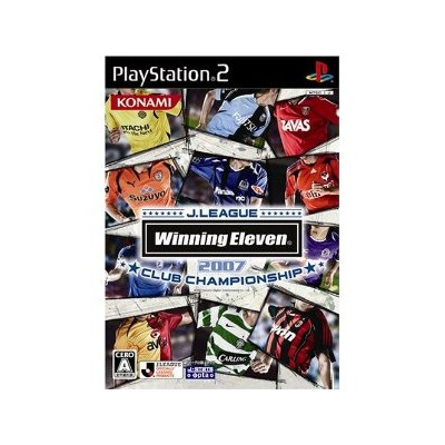 【ディスク単品】 PS2 J.League Winning Eleven 2007 CLUB CHAMPIONSHIP(ソフト単品)