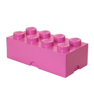 [レゴ]LEGO Storage Brick 8, Bright Pink 40040639 [並行輸入品]