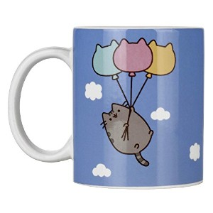"Pusheen The Cat Mug ""Balloons"""