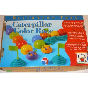 DiscoveryおもちゃCaterpillar色Race – 2005 – Hard To Find