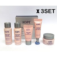 [IOPE] モイスゲンスキンハイドレーション特別ギフトセットキット5アイテム X 3set / Moistgen Skin Hydration Special Gift Set Kit...