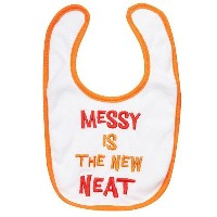 Koala Baby Messy is the New Neat Small Feeder Bib by Falcon Babywears Mfg. Ltd