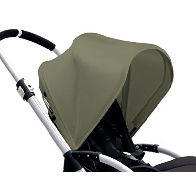 Bugaboo Bee3 Sun Canopy, Dark Khaki (Stroller not included) by Bugaboo