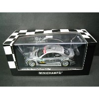 1/43 ミニチャンプス MINICHAMPS Mercedes C-Class DTM 2005 Team AMG-Mercedes J.Alesi メルセデス ベンツ ミニカー