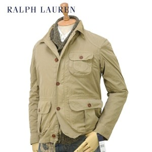 POLO by Ralph Lauren Men's Hunting Jacket US ポロ ラルフローレン ハンティングジャケット