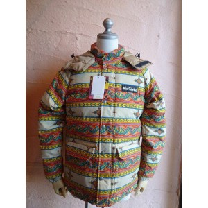 ★WILD THINGSワイルドシングス★2012 A/W KASHMIR DOWN JACKET 12FWWT024BRIGHT