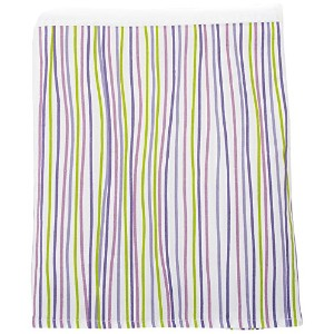 Sweet Potato Lulu Full Bed Skirts, White/Lavender/Green/Purple by Sweet Potatoes [並行輸入品]