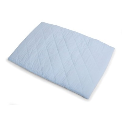 Gracoグレコ  Pack N Play Quilted Playard Sheet 並行輸入品 (Light Blue)