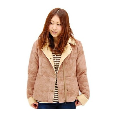 american outfitters アメリカンアウトフィッターズ レディース SHEARLING PERFECTO[212-3840-84]【FW】