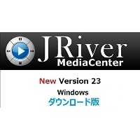 JRiver Media Center Ver23  Windowsダウンロード版