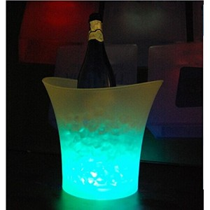 Jinsen LED自動点滅Cup–WithマグセンサーライトUp、液体Activatedカラー変更、点滅LEDライトカップfor Night Clubbing、誕生日、ディスコ、ハロウィン