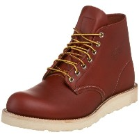 """Red Wing Heritageラウンド6?"""" Boot カラー: レッド"""