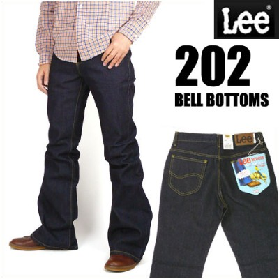 Lee (リー) 202 BELL BOTTOMS (ベルボトム) -ワンウォッシュ- AMERICAN STANDARD 04202 【送料無料】 プレゼント ギフト mp-fr
