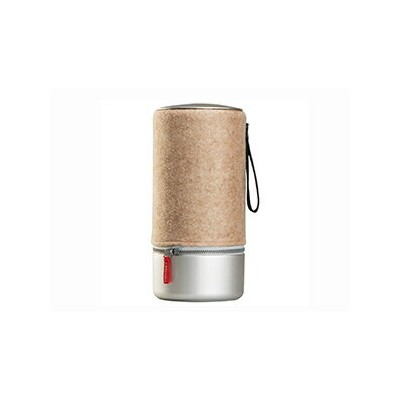 LH0032020JP1005 リブラトーン Bluetooth対応ワイヤレススピーカー(茶) LIBRATONE ZIPP Copenhagen Edition Almond Brown