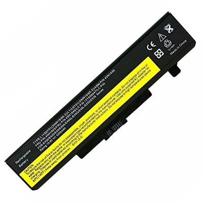 ノートパソコンのバッテリー10.8V 5200Mah 45N1043 Laptop Battery for Lenovo V380 B590 G580 Y580 Z580 V380 E435...