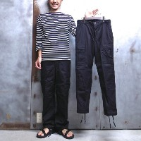 """【 US MILITARY """" BLACK 357 """" BDU TROUSERS 】 DEAD STOCK 1997年製 SMALL-SHORT 米軍 アメリカ軍 デッドストック 軍パン 1997..."""