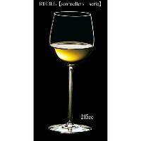 RIEDEL sommeliers【リーデル ソムリエ】 アルザス4400/5 白ワイングラス245cc Alsace