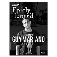 "≪メール便可≫SKATEBOARD DVD ""Epicly Later'd Episodes of Guy Mariano"""