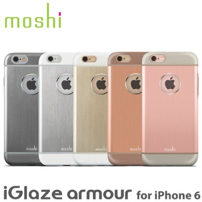 《100円クーポン配布中! 12/25まで!》【MAX500円OFFクーポンあり】 moshi iGlaze Armour for iPhone 6/6s iPhone 6/6s(4.7inch...