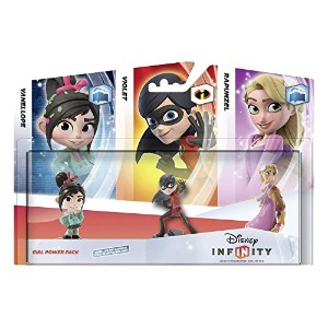 【送料無料】【Disney Infinity Girls 3-Figure Power Pack (PS3/Xbox 360/Nintendo Wii/3DS/Wii U) (輸入版)】...