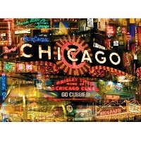【送料無料】【[バッファローゲーム]Buffalo Games City Collages Sweet Home Chicago 1000pc Jigsaw Puzzle 11345 [並行輸入品]...