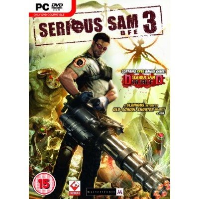 Serious Sam 3 BFE (PC) (輸入版)