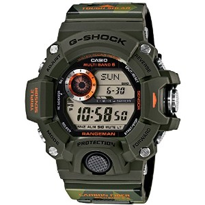 [カシオ]CASIO 腕時計 G-SHOCK MEN IN CAMOUFLAGE RANGEMAN GW-9400CMJ-3JR メンズ