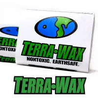 TERRA WAX テラワックス サーフワックス/サーフボードワックス サーフボード滑り止め サーフィン用品【コンビニ受取対応商品】【ゆうパケット対応商品】【RCP】