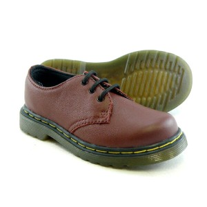Dr.Martens(ドクターマーチン)KIDS INFANTS 3EYE SHOE 15371601 CHERRY RED