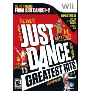 【送料無料】【Just Dance Greatest Hits-Nla】 b0081awu4a