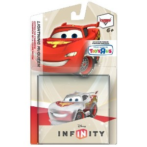 【送料無料】【Disney Infinity Exclusive Crystal Figure - CARS' Lightning McQueen (PS3/Xbox 360/Nintendo...