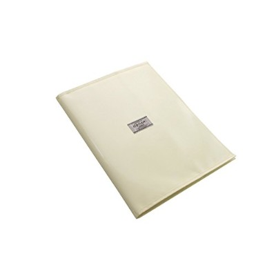 NAHOK(ナホック) 譜面ファイルカバー 「The Score A4」 クリーム 【ドイツ製完全防水生地】 Fabric from Germany,Made in Japan