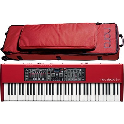 Clavia Nord Electro 5 HP73 純正ソフトケースセット