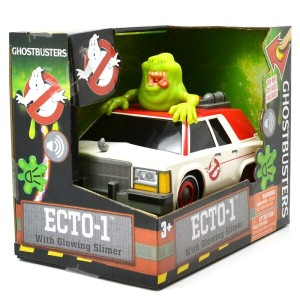 "NKOK ""GHOSTBUSTERS"" ""ECTO-1 WITH GLOWING SLIMER"" 「ゴーストバスターズ」「エクト1 ウィズ グローイング スライマー」ギミック付き!"