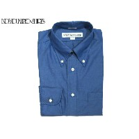 INDIVIDUALIZED SHIRTS(インディビジュアライズド シャツ)/L/S STANDARD FIT PINPOINT TWOPLY 80's OXFORD B.D. SHIRTS...