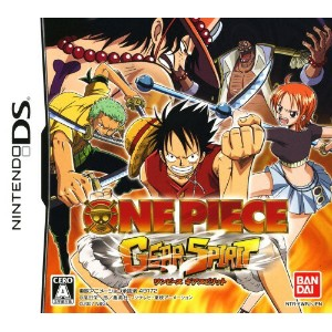 【中古】ONE PIECE GEARSPIRIT