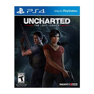 Uncharted The Lost Legacy (輸入版:北米)